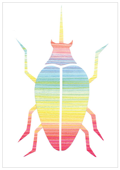 unicorn-rainbow-beetle-illustration-nynke-boelens