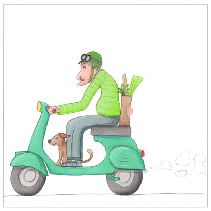 scooter-opa-illustratie-nynke-boelens